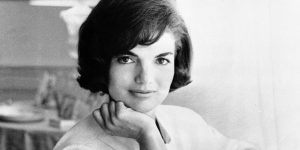In this photo provided by the White House, first lady Jacqueline Kennedy is pictured in the first family's White House living quarters, June 19, 1961. (AP Photo/White House/Mark Shaw)